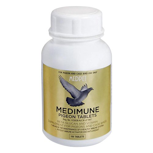Medimune for Bird Supplies
