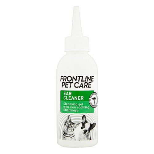 Frontline Pet Care Ear Cleaner for Dog Supplies