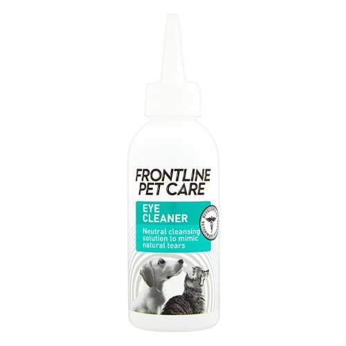 Frontline Pet Care Eye Cleaner for Dog Supplies