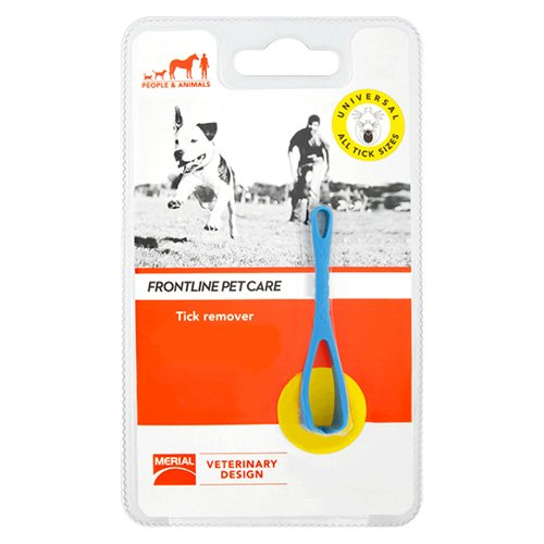 Frontline Pet Care Tick Remover for Dogs & Cats