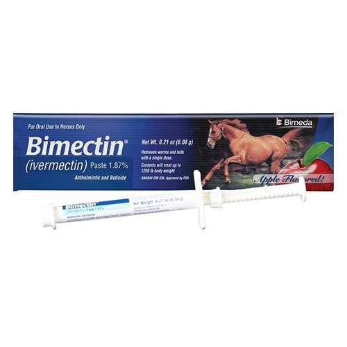 Bimectin for Horses (6.42 gm)