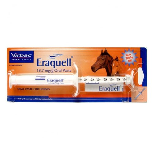 Eraquell Wormer Paste for Horse Supplies