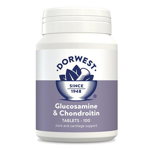 Glucosamine & Chondroitin Tablets For Dogs And Cats