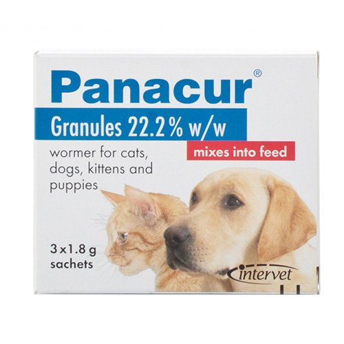 Panacur Granules for Cat Supplies