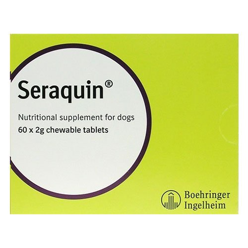 Seraquin for Medium and Large Dogs 2 gm