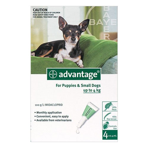 Advantage for Dog Supplies