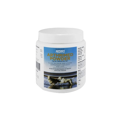 Arthrimed Powder for Dog Supplies