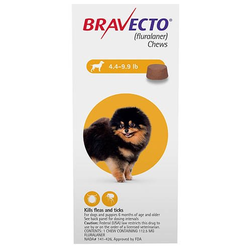 Bravecto for Dog Supplies