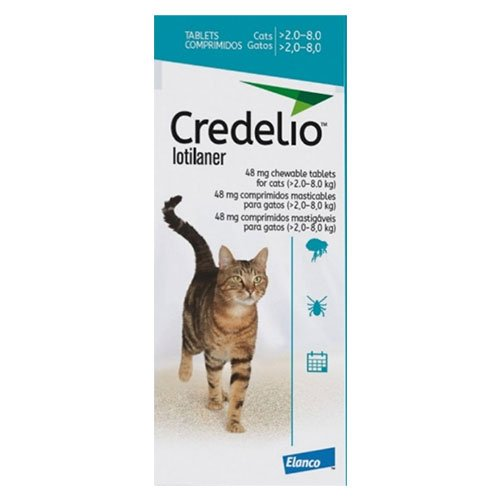 Credelio for Cats (48mg)
