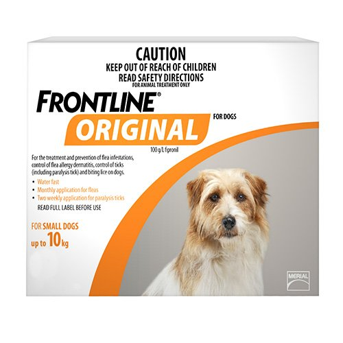 Frontline Original for Dog Supplies