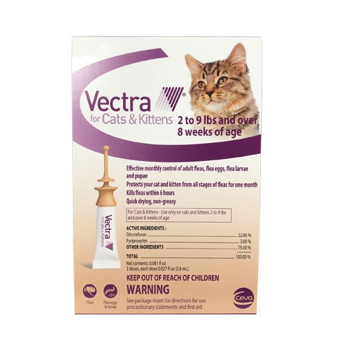 Vectra for Cat Supplies